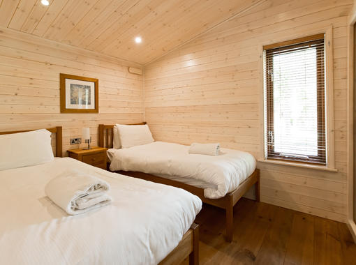 Comfortable twin room