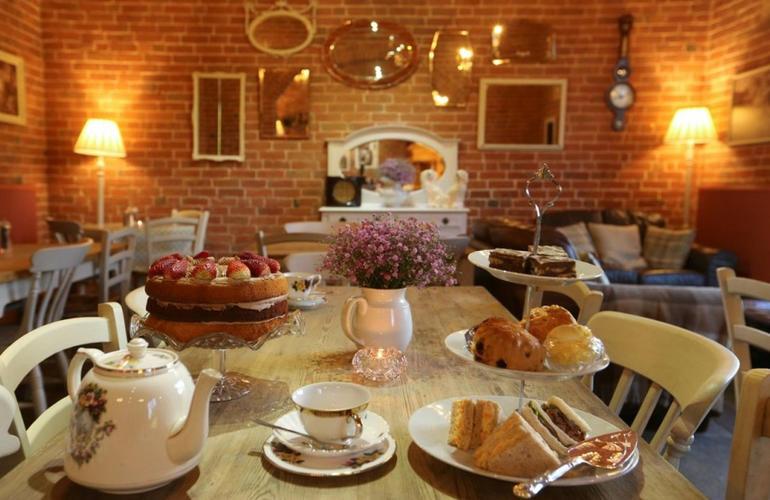 Local Tea room